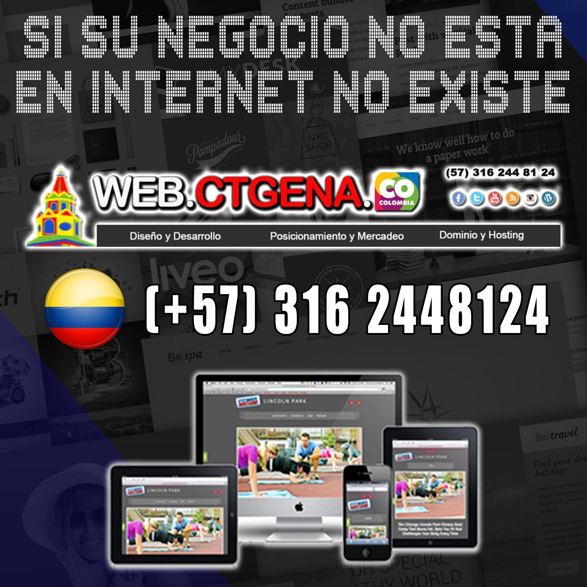 WEB CTGENA - Publicidad - Poca Info